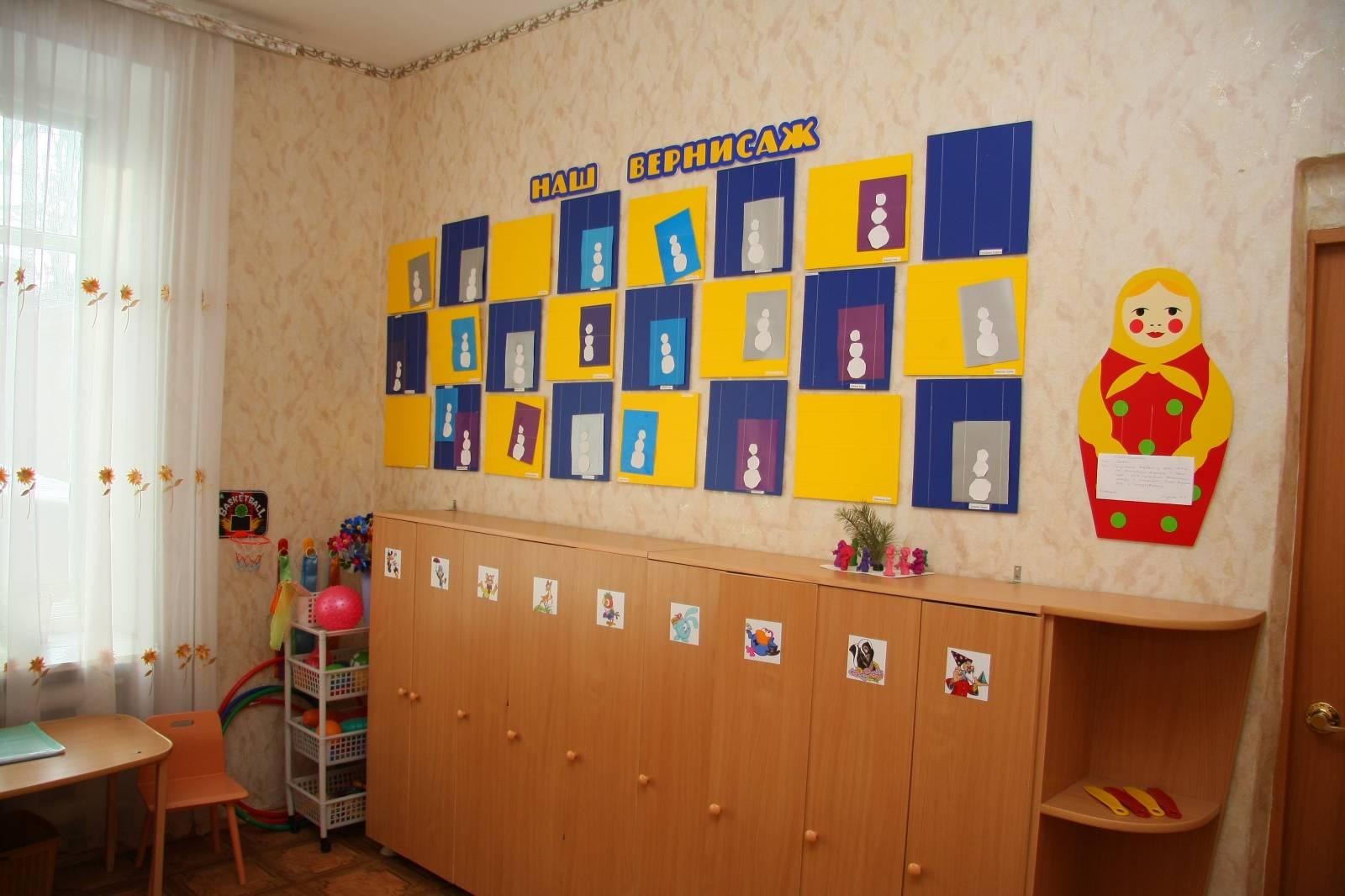 Оформление раздевалок в детском саду своими руками в детском саду